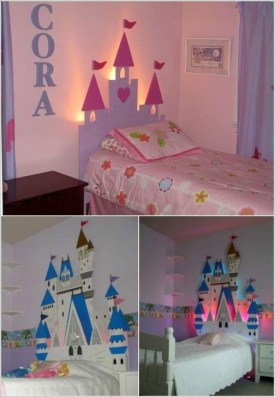 Awesome Disney Bedroom Design Ideas For Your Children 22