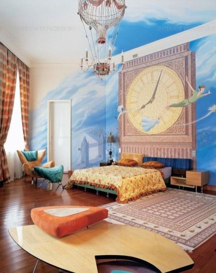 Awesome Disney Bedroom Design Ideas For Your Children 31