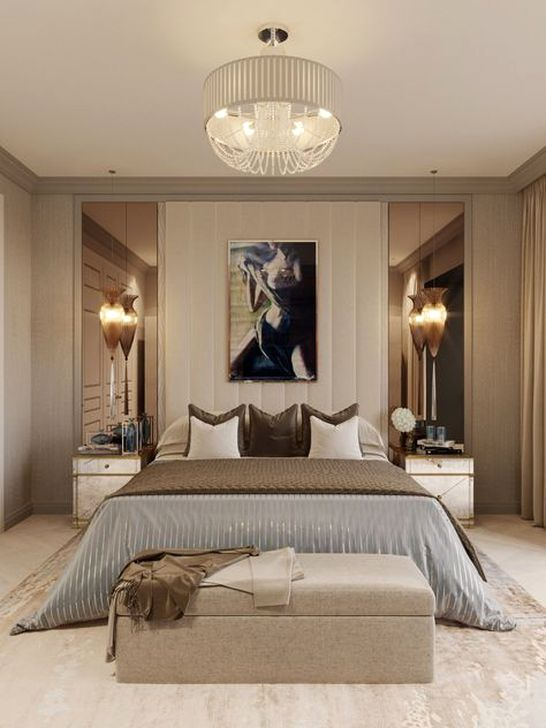 Best Bedroom Interior Design Ideas With Luxury Touch 10