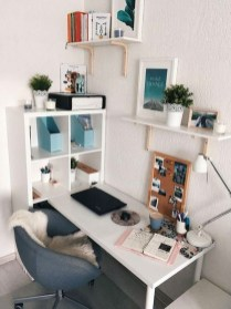 Brilliant Home Office Decoration Ideas 04