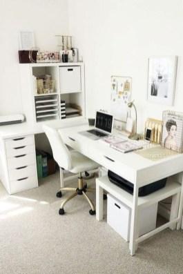 Brilliant Home Office Decoration Ideas 07