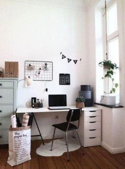 Brilliant Home Office Decoration Ideas 17