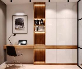 Brilliant Home Office Decoration Ideas 22