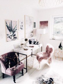 Brilliant Home Office Decoration Ideas 41