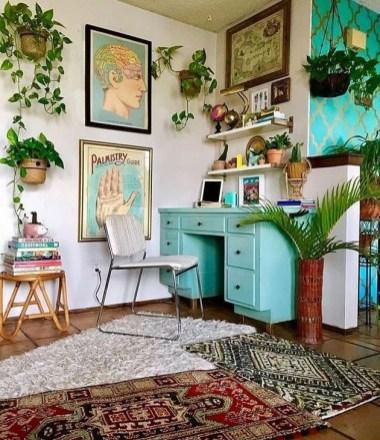 Brilliant Home Office Decoration Ideas 48