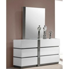 Classy Bedroom Dressers Ideas With Mirror 09