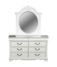 Classy Bedroom Dressers Ideas With Mirror 24