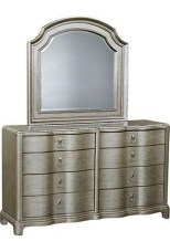 Classy Bedroom Dressers Ideas With Mirror 45