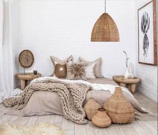 Cool Scandinavian Bedroom Design Ideas 10