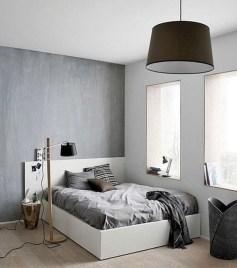 Cool Scandinavian Bedroom Design Ideas 13