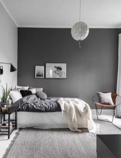 Cool Scandinavian Bedroom Design Ideas 33