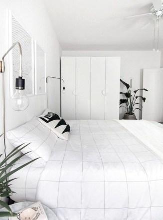 Cool Scandinavian Bedroom Design Ideas 43