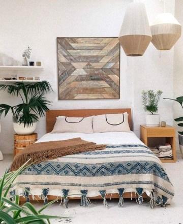 Cool Scandinavian Bedroom Design Ideas 44