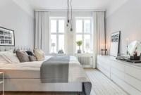 Cool Scandinavian Bedroom Design Ideas 45