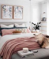 Cool Scandinavian Bedroom Design Ideas 47
