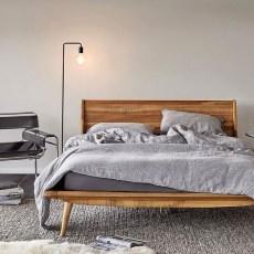 Cool Scandinavian Bedroom Design Ideas 49