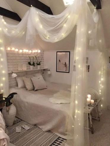 Cool Scandinavian Bedroom Design Ideas 50