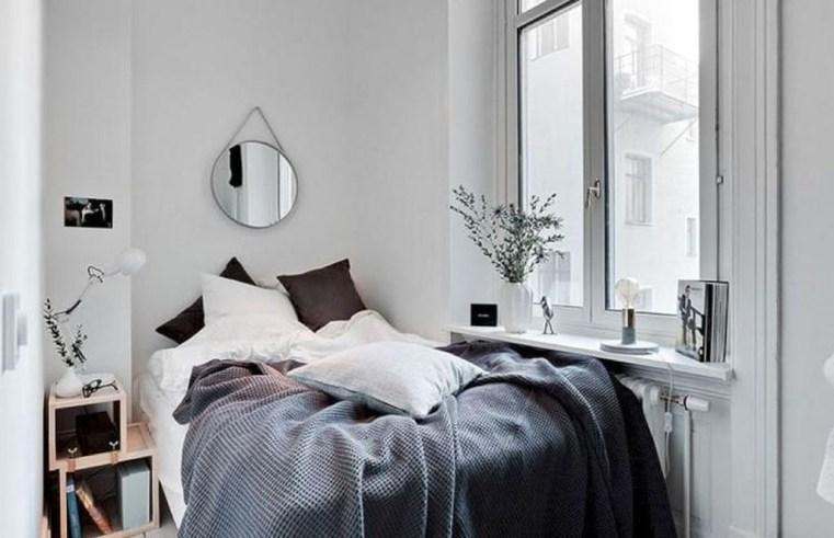 Cool Scandinavian Bedroom Design Ideas 51