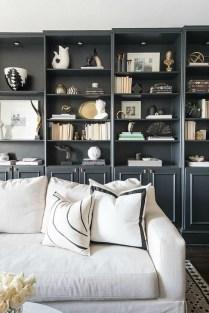 Cozy Black And White Living Room Design Ideas 31
