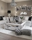Cozy Black And White Living Room Design Ideas 47