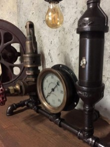 Fascinating Industrial Pipe Lamp For Home 31