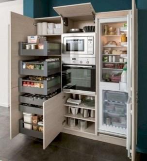 Genius And Creative Kitchen Organization Ideas 28