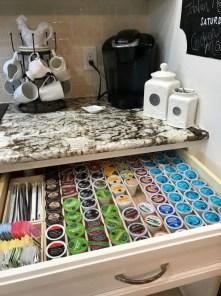 Genius And Creative Kitchen Organization Ideas 41