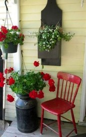 Impressive Porch Decoration Ideas For This Spring 31
