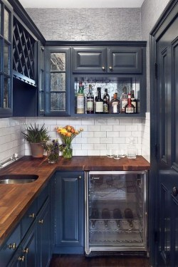 Inspiring Blue And White Kitchen Ideas To Love 37