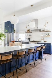 Inspiring Blue And White Kitchen Ideas To Love 41