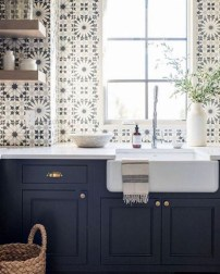 Inspiring Blue And White Kitchen Ideas To Love 45