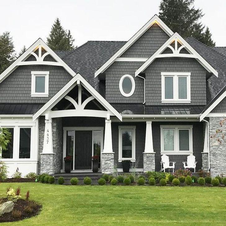 Marvelous Cottage House Exterior Design Ideas 38