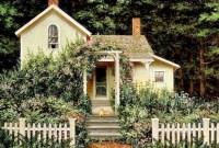 Marvelous Cottage House Exterior Design Ideas 42