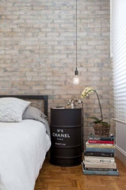 Modern Style For Industrial Bedroom Design Ideas 15