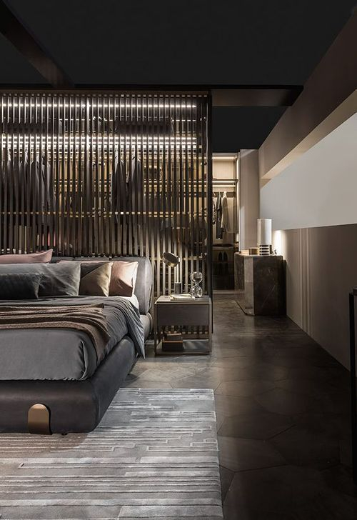 Modern Style For Industrial Bedroom Design Ideas 41