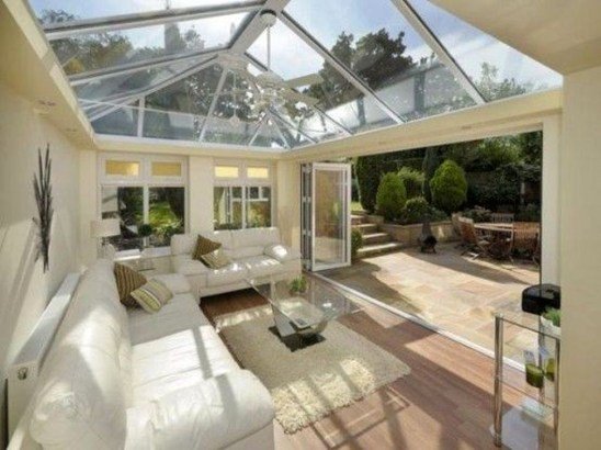 Popular Sun Room Design Ideas For Relaxing Room 11