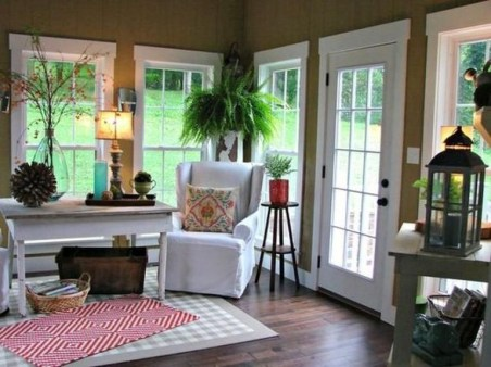 Popular Sun Room Design Ideas For Relaxing Room 16