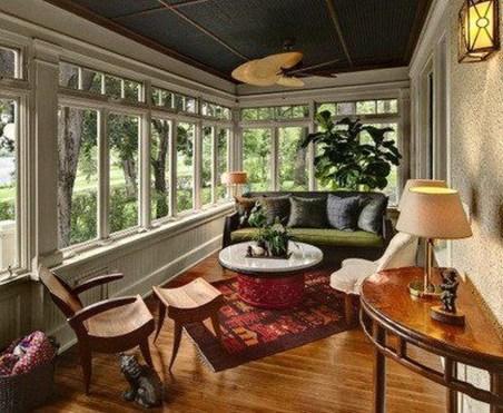 Popular Sun Room Design Ideas For Relaxing Room 17