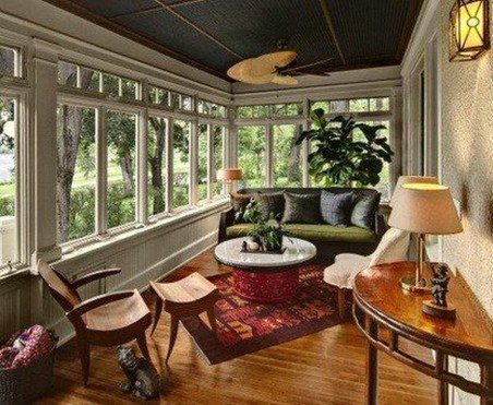 Popular Sun Room Design Ideas For Relaxing Room 17