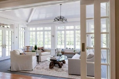 Popular Sun Room Design Ideas For Relaxing Room 18