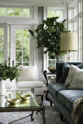 Popular Sun Room Design Ideas For Relaxing Room 24