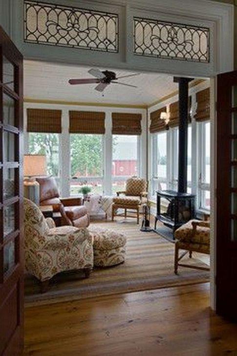 Popular Sun Room Design Ideas For Relaxing Room 29