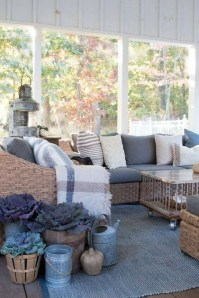 Popular Sun Room Design Ideas For Relaxing Room 36