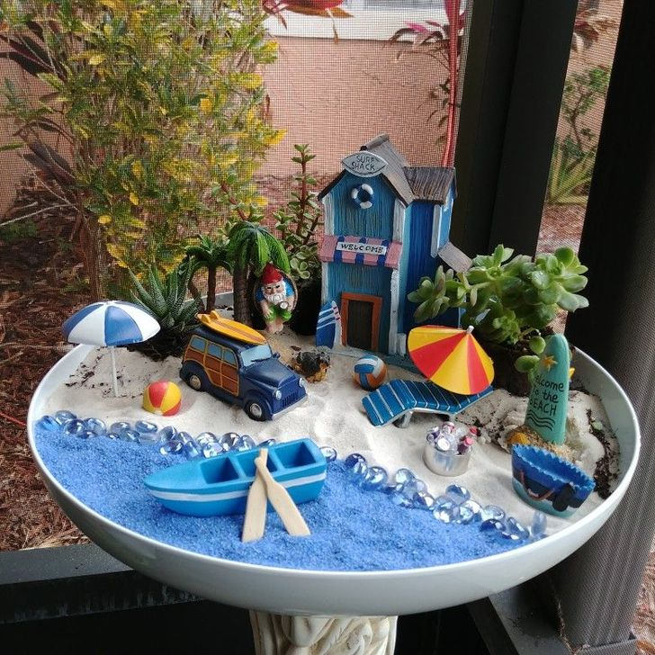 Pretty Fairy Garden Plants Ideas For Around Your Side Home 14