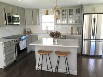 Simple Small Kitchen Design Ideas 2019 29