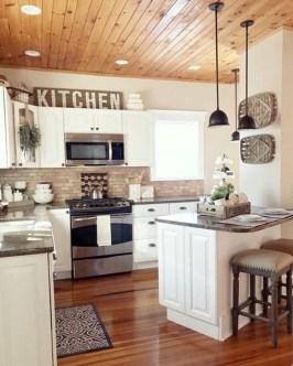 Simple Small Kitchen Design Ideas 2019 35
