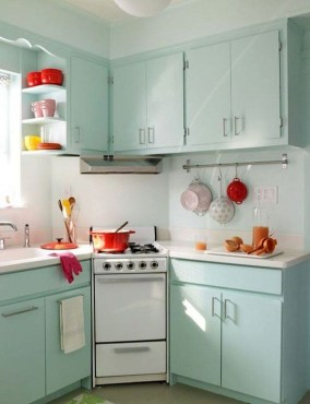 Simple Small Kitchen Design Ideas 2019 54
