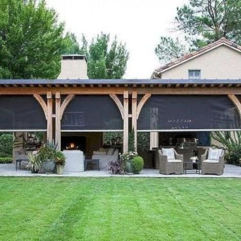 Amazing Backyard Patio Design Ideas 17