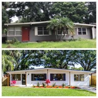 Awesome Farmhouse Home Exterior Design Ideas 20