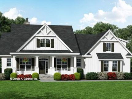 Awesome Farmhouse Home Exterior Design Ideas 30